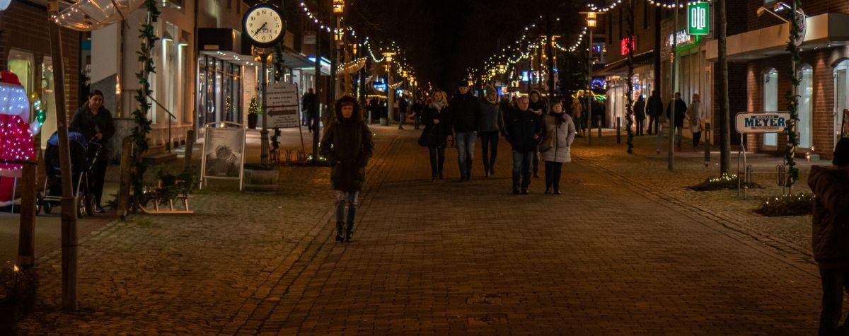Lange Straße Adventszauber