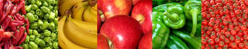 Obst und Gemüse©CC0 Pixabay