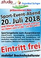 Sport Event Abend